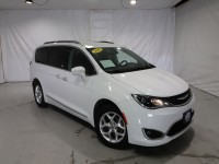 Certified, 2018 Chrysler Pacifica Touring L, White, JM346AA-1