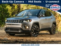 Used, 2018 Jeep Compass Latitude, Gray, DP54453-1