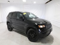Used, 2018 Jeep Grand Cherokee Altitude, Black, DP54445-1
