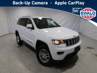 Certified, 2018 Jeep Grand Cherokee Laredo, White, JL609A-1