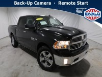 Certified, 2018 Ram 1500 Big Horn, Black, DP54359-1