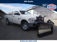 New, 2018 Ram 2500 Tradesman, White, DJ407-1