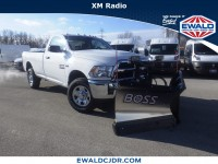 New, 2018 Ram 2500 Tradesman, White, DJ408-1