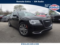 New, 2019 Chrysler 300 Touring, Black, CK166-1