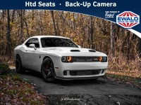 Used, 2019 Dodge Challenger SRT Hellcat, White, DP54304AA-1