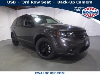 New, 2019 Dodge Journey SE, Gray, DK296-1