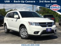 New, 2019 Dodge Journey SE, White, DK312-1