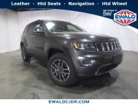 New, 2019 Jeep Grand Cherokee Limited, Gray, JK526-1