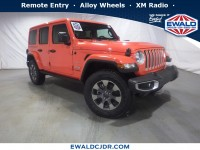 New, 2019 Jeep Wrangler Unlimited Sahara, Other, JK532-1