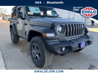 New, 2019 Jeep Wrangler Sport S, Gray, JK303-1