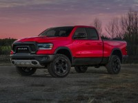 Certified, 2019 Ram 1500 Big Horn/Lone Star, Red, DL297A-1