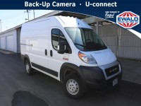 Used, 2019 Ram Promaster 2500 High Roof, White, DP54449-1