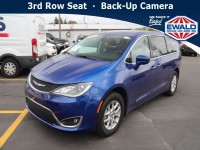 Certified, 2020 Chrysler Pacifica Touring, Blue, DP54511-1