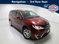New, 2020 Chrysler Pacifica Touring, Red, CL186-1