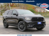 New, 2020 Dodge Durango SXT Plus, Black, DL130-1