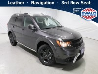 New, 2020 Dodge Journey Crossroad, Gray, DL290-1