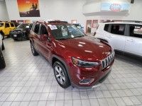New, 2020 Jeep Cherokee Limited, Red, JL500-1