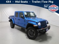 New, 2020 Jeep Gladiator Rubicon, Blue, JL496-1