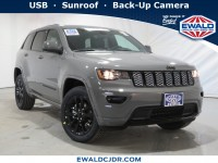 New, 2020 Jeep Grand Cherokee Altitude, Gray, JL296-1