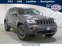New, 2020 Jeep Grand Cherokee Limited, Gray, JL305-1