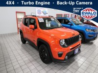 New, 2020 Jeep Renegade Altitude, Orange, JL423-1