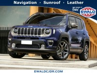 New, 2020 Jeep Renegade Limited, Blue, JL510-1