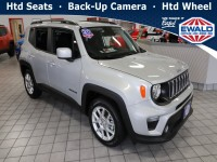 New, 2020 Jeep Renegade Latitude, White, JL512-1