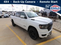 Certified, 2020 Ram 1500 Big Horn/Lone Star, White, JM359A-1