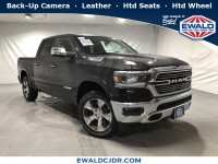 New, 2020 Ram 1500 Laramie, Black, DL115-1