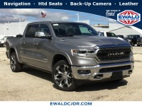 New, 2020 Ram 1500 Limited, Silver, DL116-1