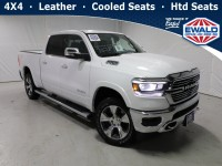 New, 2020 Ram 1500 Laramie, White, DL297-1