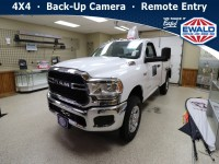 New, 2020 Ram 2500 Tradesman, White, DL329-1