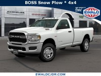 New, 2020 Ram 2500 Tradesman, White, DL347-1