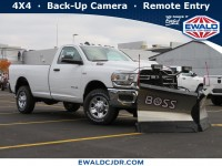 New, 2020 Ram 2500 Tradesman, White, DL354-1