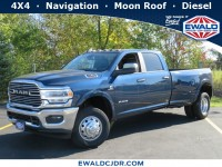 New, 2020 Ram 3500 Laramie, Blue, DL151-1
