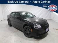 New, 2021 Chrysler 300 Touring, Black, CM101-1