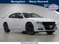 New, 2021 Dodge Charger SXT, White, DM128-1