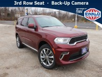 New, 2021 Dodge Durango SXT Plus, Red, DM120-1