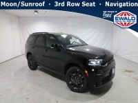 New, 2021 Dodge Durango GT Plus, Black, DM138-1