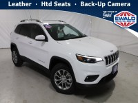 New, 2021 Jeep Cherokee Latitude Lux, White, JM149-1