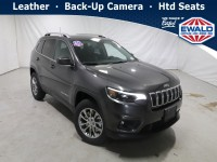 New, 2021 Jeep Cherokee Latitude Lux, Other, JM291-1