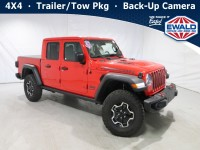 New, 2021 Jeep Gladiator Rubicon, Red, JM305-1