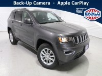 New, 2021 Jeep Grand Cherokee Laredo E, Gray, JM161-1