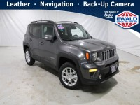 New, 2021 Jeep Renegade Limited, Gray, JM137-1