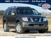 Used, 2006 Nissan Pathfinder LE, Silver, CN1984A-1