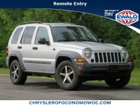 Used, 2007 Jeep Liberty Sport, Silver, CN1840A-1