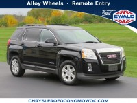 Used, 2010 GMC Terrain SLE-2, Black, C20J190B-1