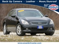 Used, 2011 INFINITI G37 Sedan X AWD, Black, C21J103A-1