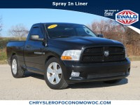 Used, 2011 Ram 1500 Express, Black, CN1812A-1