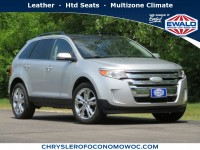 Used, 2012 Ford Edge Limited, Silver, C20J177B-1